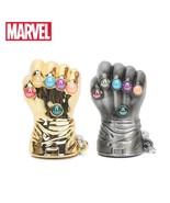 mini 5 5cm the avengers 3 figure infinity war thanos infinity gauntlet metal keychain thumbtall