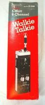 Vintage Realistic TRC-220 Walkie Talkie 6 Channel EUC Tested. - $32.68