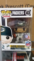 NFL Green Bay Packers Aaron Rodgers Funko Pop Vinyl Figure - $15.67