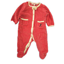 Juicy Couture Sleeper SIZE 0-3 MONTHS - $8.86