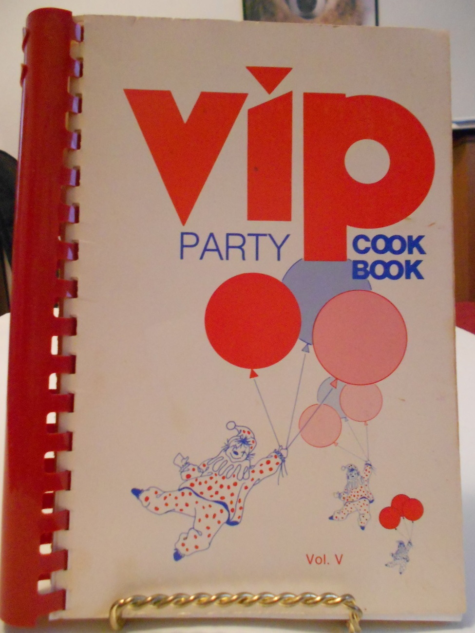 Primary image for VIP Party Cookbook Volume V