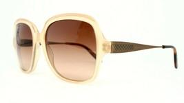 New Authentic Bottega Veneta Bve 246S F2A71 White Sunglasses Rx 56-18-140 QQ6 - $94.80