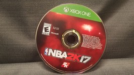 NBA 2K17 (Microsoft Xbox One, 2016) Video Game - $5.94