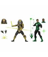 "NYCC 2019 NECA 7"" Scale Action Figure Set - Green Lantern & Sinestro Cor... - $269.90"