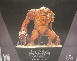 "Star Wars ""Rancor & Handler"" Statue Gentle Giant New MIB HTF - $924.09"
