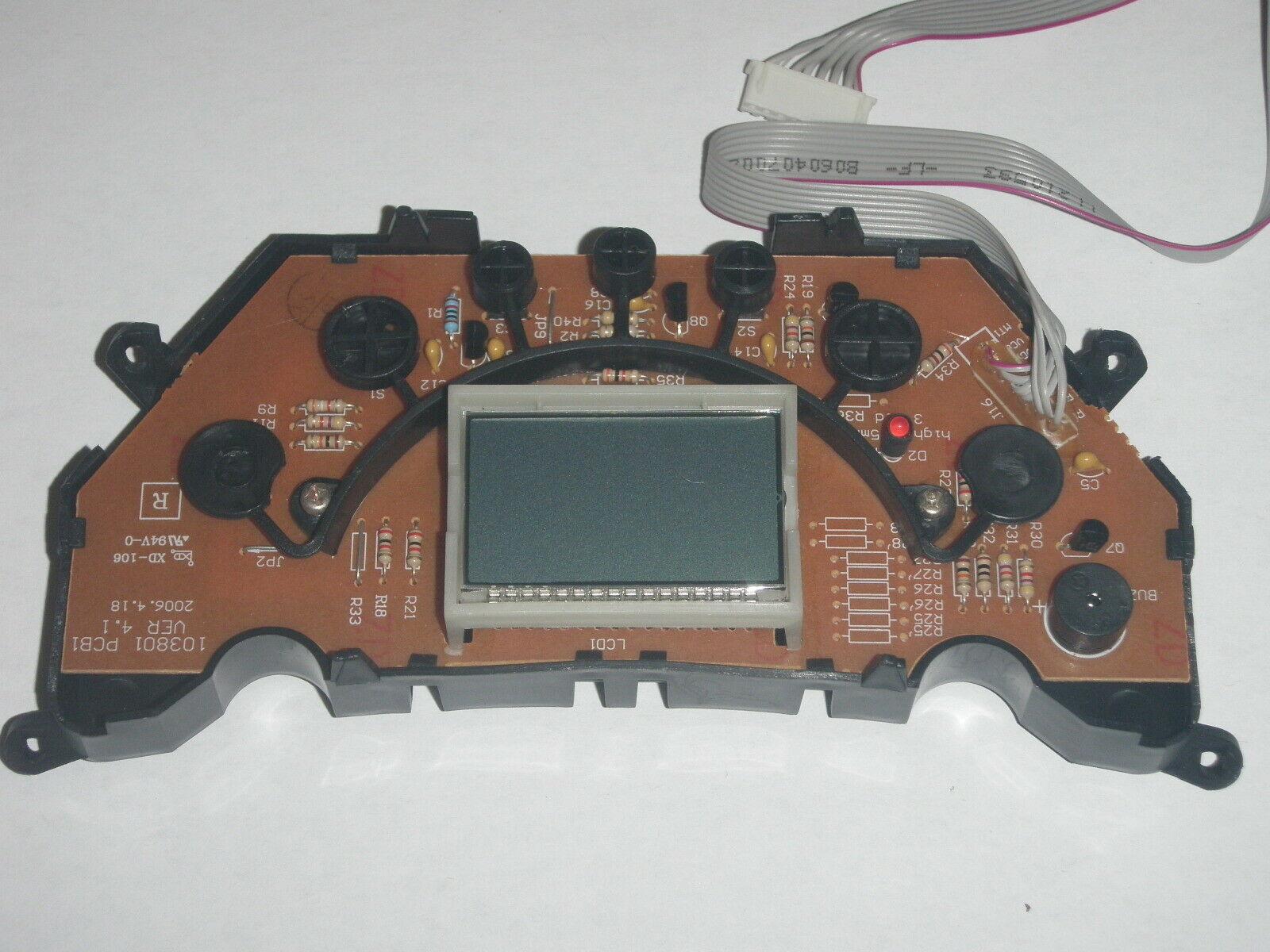 Breadman Bread Maker Control Panel for Model TR875 image 2