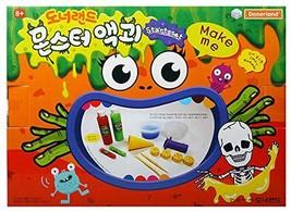 Donerland Toy Liquid Monster Slime Jelly Dough Toy Start Set