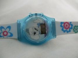 Disney Digital Dog Watch, Plastic Flower Buckle Band - $29.00