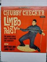 "1962 CHUBBY CHECKER Limbo Party Vinyl LP 12"" Record SP-7020 - $1.97"
