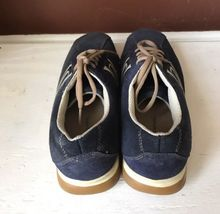 Up 10 Leather Sneakers No Men's Swift Boundaries Lace Size Blue White YFwaqxC6