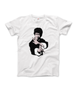 Bruce Lee Doing his Famous Kung Fu Pose T-Shirt - $19.75+