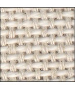 Naural18ct Anne Cloth Cotton Afghan 45x57 100% cotton Zweigart  - $56.70
