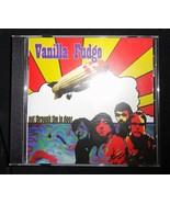 Vanilla Fudge-Out Through The Door-CD - $5.00
