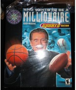 Who Wants To Be A Millionaire-Sports Edition-CD Rom For Computers - $5.00