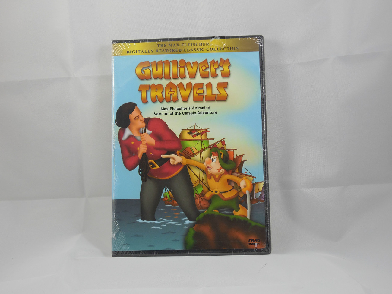 Primary image for Gulliver's Travels (DVD, 2002, The Max Fleischer Digitally Restored Classic...