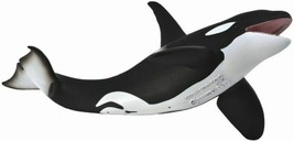 <><  CollectA Sealife - Orca whale   88043 Ocean dweller well made - $9.65
