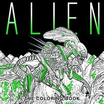 Alien: The Coloring Book by Titan Books In Paperback FREE SHIPPING - £9.83 GBP