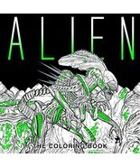 Alien: The Coloring Book by Titan Books In Paperback FREE SHIPPING - $11.92