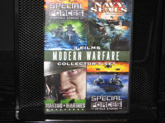 Primary image for Modern Warfare Collector's Set (DVD, 2009)