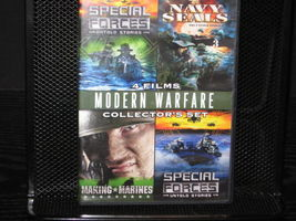 Modern Warfare Collector's Set (DVD, 2009) - $8.99