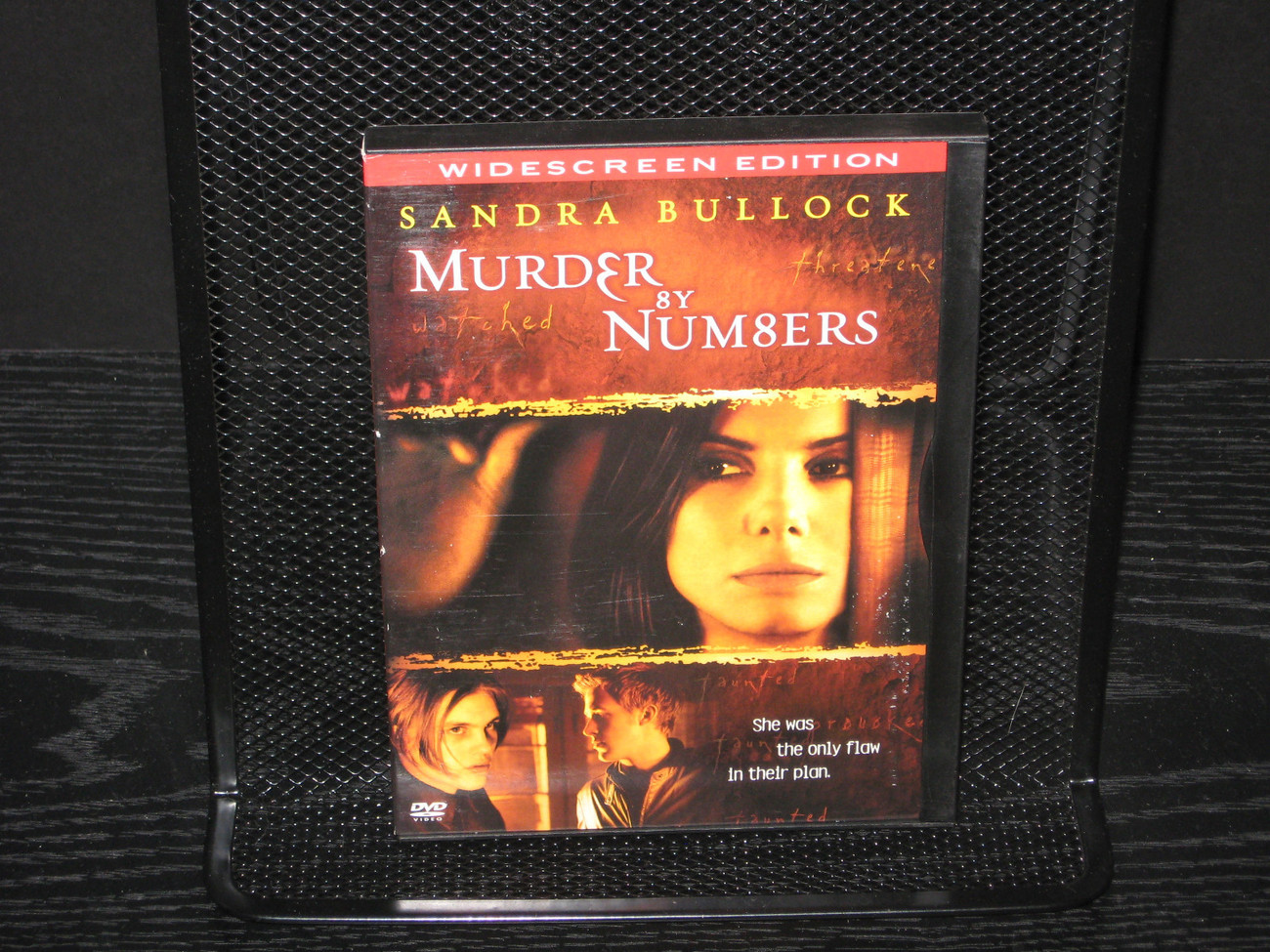 Primary image for Murder by Numbers (DVD, 2002, Widescreen)