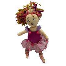 Madame Alexander Doll Fancy Nancy Crown Ballet Toy Plush - $11.69