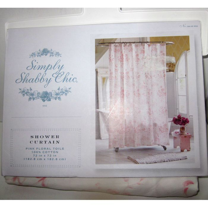 Simply Shabby Chic Shower Curtain 1 Customer Review And