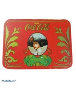 Collectible Coca Cola Playing Card Tin with Card Deck - $10.89