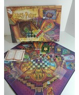 Harry Potter and the Sorcerer's Stone Mystery At Hogwarts Board Game PAR... - $80.00