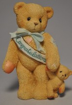 Cherished Teddies - Congratulations - This Calls for Celebration - $12.66