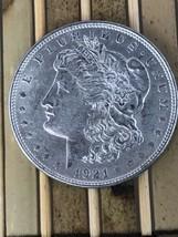 1921  US Morgan Silver Dollar UNCIRCULATED CONDITION 100 Year Anniversary - $74.25