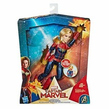 Captain Marvel Photon Power FX Captain Marvel Adventure Doll w/ lights &... - $24.74