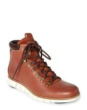 New in Box - $300 COLE HAAN ZeroGrand Woodbury Hiker II Leather Boots Si... - $119.99