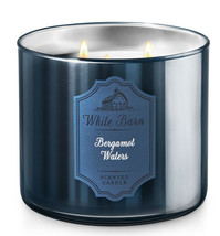 White Barn Bergamot Waters Three Wick 14.5 Ounces Scented Candle - $24.45