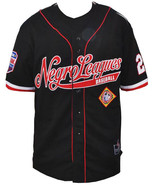 NLBM Negro Leagues Baseball Jersey Black - $69.00