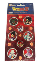 Dragon Ball Z SandyLion Stickers 2000 new - $14.85