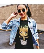 Cute Baby Groot T-Shirt - $18.45+