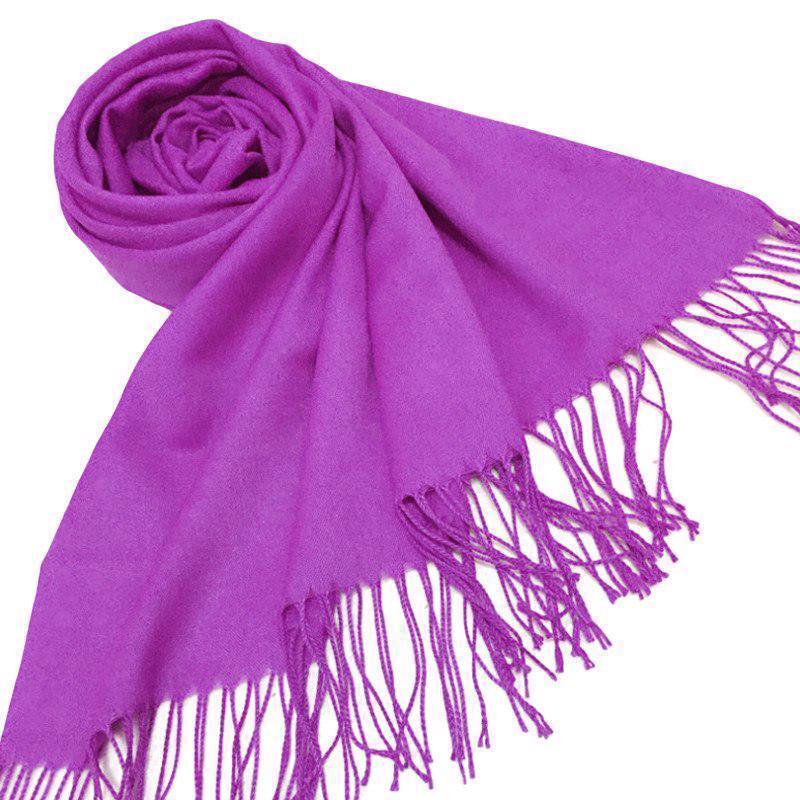 Women Scarves Online Cashmere Warm Knitting Pattern Winter Shawl For Ladies