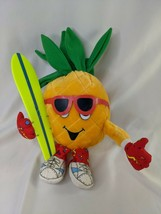 Dole Pineapple Jammin Joey Plush Surfboard Sundara Industries #1 Stuffed... - $29.95
