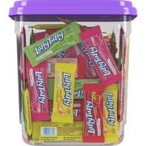 LAFFY TAFFY Assorted Candy 145 Mini Bars 3.08 Lb. Tub - $28.37