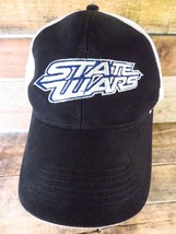 STATE WARS Roller Hockey Adjustable Adult Hat Cap  - $9.89