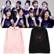 KPOP TWICE Hoodie TWISTAR Concert Sweater Tzuyu Sweatershirt Lim Na Yeon - $13.94+