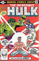 The Incredible Hulk Comic Book King-Size Annual #10 Marvel 1981 VERY FINE- - $3.99