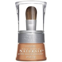 L'Oreal Paris True Match Naturale Gentle Mineral Concealer, Medium/Deep 484, 0.0 - $11.64