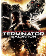 Terminator Salvation (DVD, 2009) - $4.00
