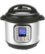 Instant Pot Nova Plus 6 Qt 9-in-1 Multi-Use Pressure Cooker | No Tax - $191.58 CAD