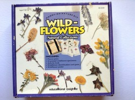Educational Insights Wildflowers Hands on Nature Kit - $24.95