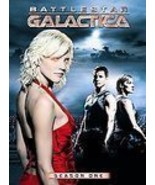 Battlestar Galactica - Season 1 DVD ~ 2005, 5-Disc Set - $24.00