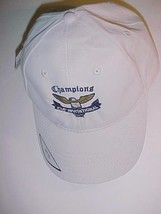 Champions Cup Invitational Unisex Adult Golf Khaki Baseball Cap One Size... - $22.27