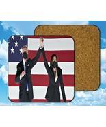 President Joe Biden and Vice President Kamala Harris 4 piece victory coa... - $7.74